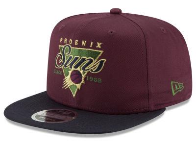 super popular eaf5a 2ee4f Phoenix Suns New Era NBA 90S Throwback 9FIFTY Snapback Cap