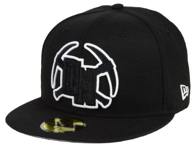 Denver Nuggets New Era NBA Combo Logo 59FIFTY Cap