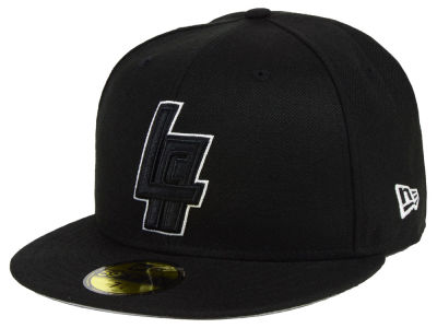Los Angeles Clippers New Era NBA Combo Logo 59FIFTY Cap