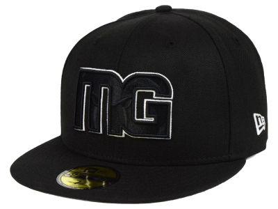 Memphis Grizzlies New Era NBA Combo Logo 59FIFTY Cap