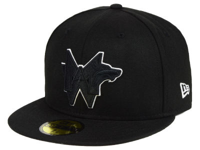 Minnesota Timberwolves New Era NBA Combo Logo 59FIFTY Cap