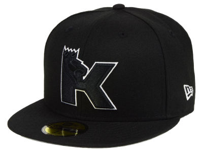 Sacramento Kings New Era NBA Combo Logo 59FIFTY Cap