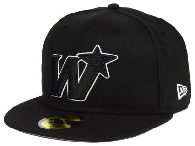 Washington Wizards New Era NBA Combo Logo 59FIFTY Cap