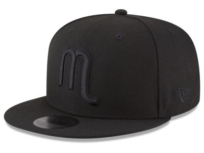 Dallas Mavericks New Era NBA Alpha Triple Black 59FIFTY Cap