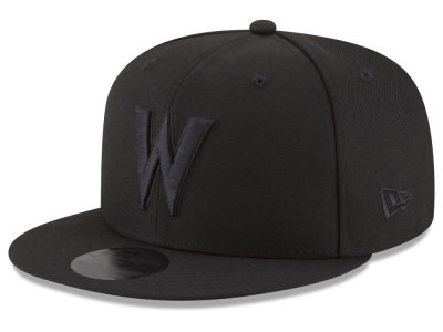 Minnesota Timberwolves New Era NBA Alpha Triple Black 59FIFTY Cap