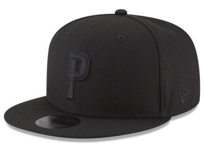 New Orleans Pelicans New Era NBA Alpha Triple Black 59FIFTY Cap