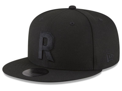 Toronto Raptors New Era NBA Alpha Triple Black 59FIFTY Cap