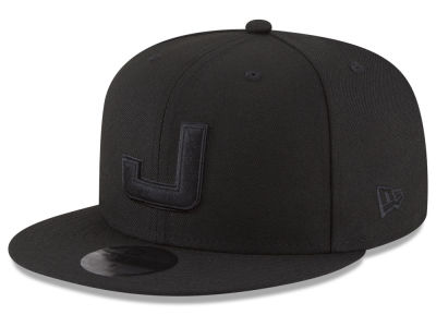 Utah Jazz New Era NBA Alpha Triple Black 59FIFTY Cap