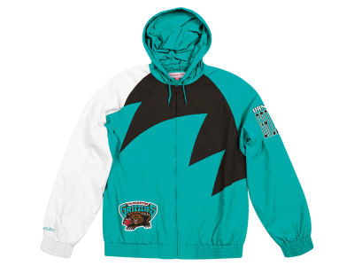 Vancouver Grizzlies Mitchell & Ness NBA Men's Shark Tooth Jacket