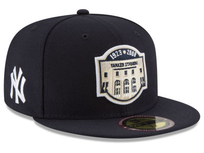 New York Yankees New Era MLB Ultimate Patch Collection Front 59FIFTY Cap