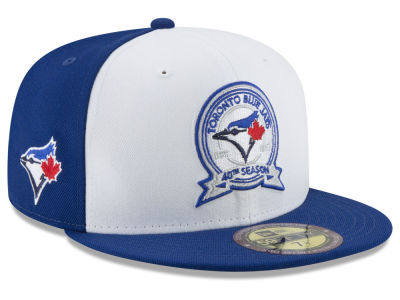 Toronto Blue Jays New Era MLB Ultimate Patch Collection Front 59FIFTY Cap