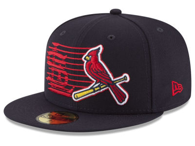 St. Louis Cardinals New Era MLB Timeline 59FIFTY Cap