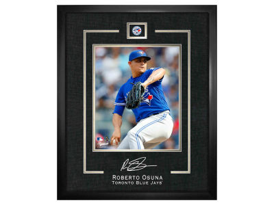 Toronto Blue Jays Roberto Osuna Frameworth Replica Signature Frame