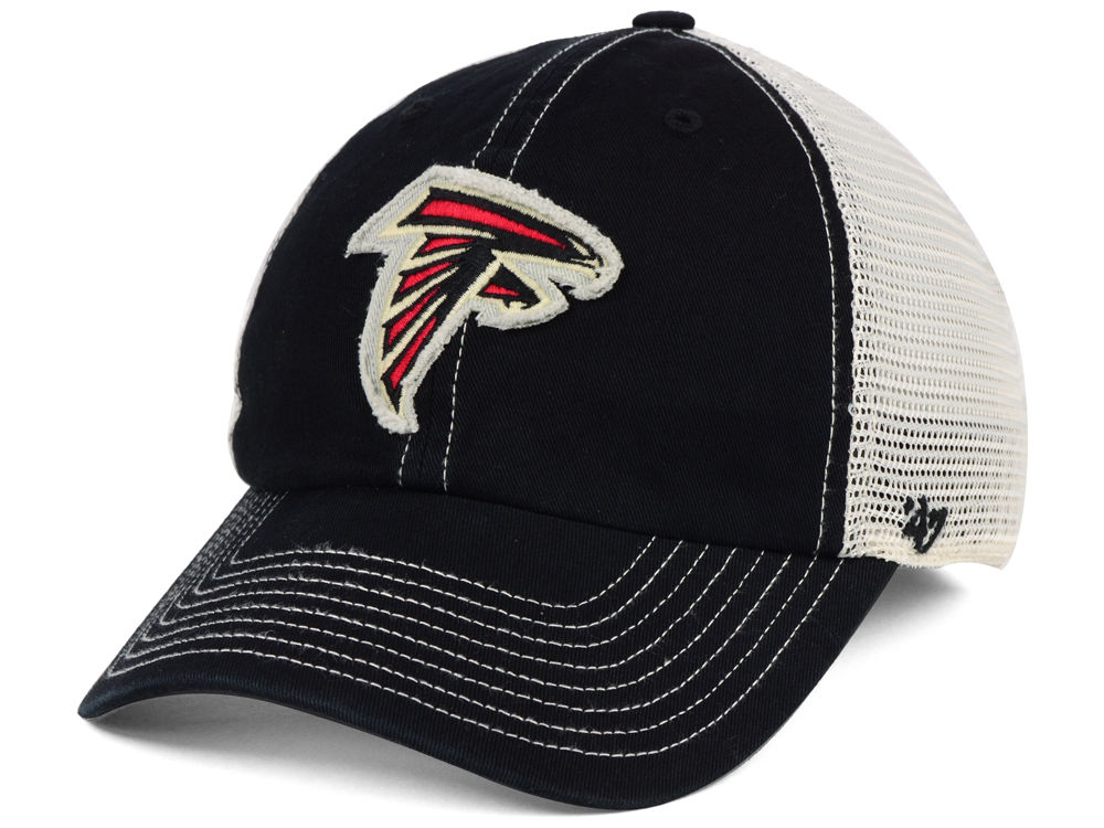 Atlanta Falcons  47 NFL Canyon Mesh CLEAN UP Cap  afaca5448