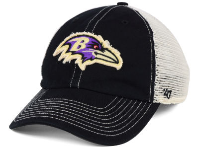 Baltimore Ravens '47 NFL Canyon Mesh CLEAN UP Cap