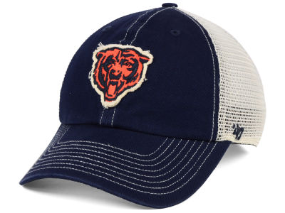 Chicago Bears '47 NFL Canyon Mesh CLEAN UP Cap