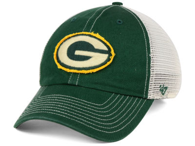Green Bay Packers '47 NFL Canyon Mesh CLEAN UP Cap