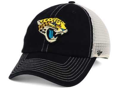 Jacksonville Jaguars '47 NFL Canyon Mesh CLEAN UP Cap