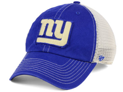 New York Giants '47 NFL Canyon Mesh CLEAN UP Cap