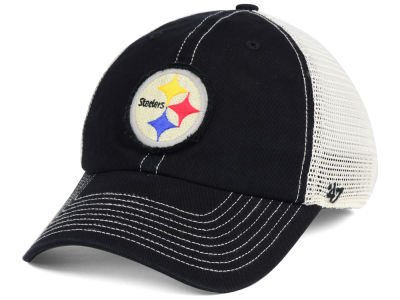 Pittsburgh Steelers '47 NFL Canyon Mesh CLEAN UP Cap