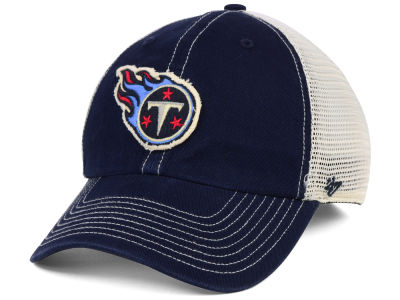 Tennessee Titans '47 NFL Canyon Mesh CLEAN UP Cap