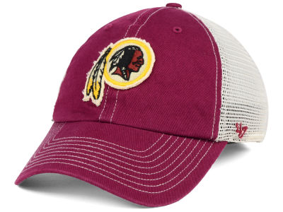Washington Redskins '47 NFL Canyon Mesh CLEAN UP Cap
