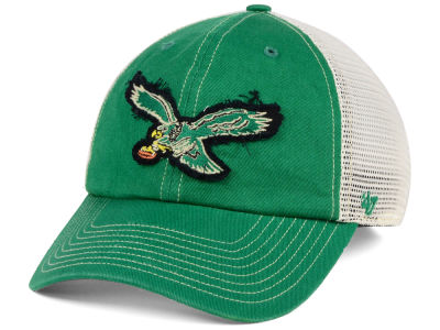 Philadelphia Eagles '47 NFL Canyon Mesh CLEAN UP Cap