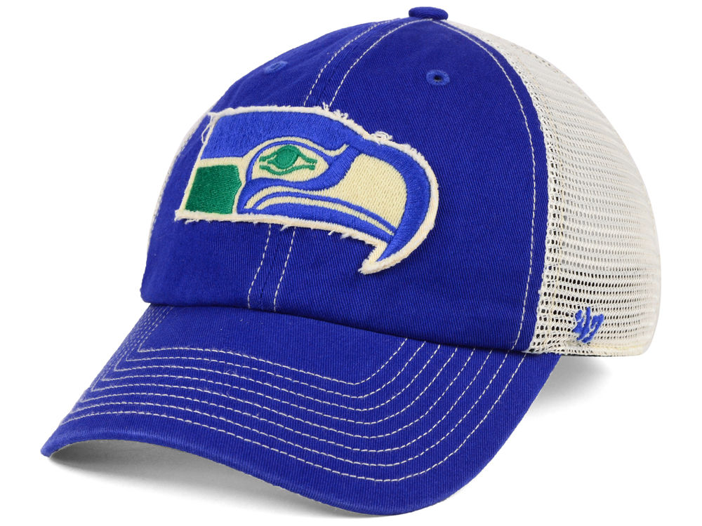 newest 61827 d466f canada seattle seahawks 47 nfl canyon mesh clean up cap 4a8b5 29299