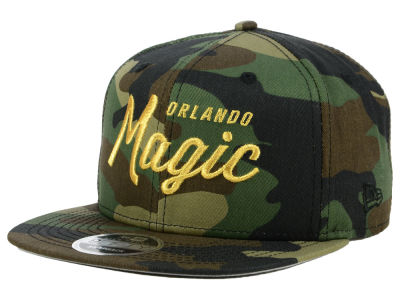 Orlando Magic New Era NBA Classic Script 9FIFTY Snapback Cap