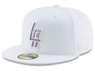 Los Angeles Clippers New Era NBA Iridescent Combo 59FIFTY Cap