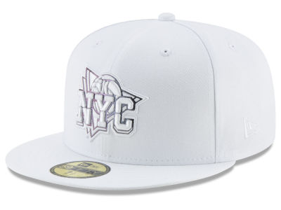 New York Knicks New Era NBA Iridescent Combo 59FIFTY Cap