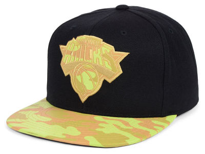cheap for discount 77c18 d9f4f ... norway new york knicks mitchell ness nba natural camo snapback cap  18fd4 6300b