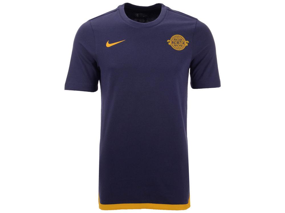 7aab1c23 ... get golden state warriors nike nba mens city edition shooting t shirt  4fd4a d99c5