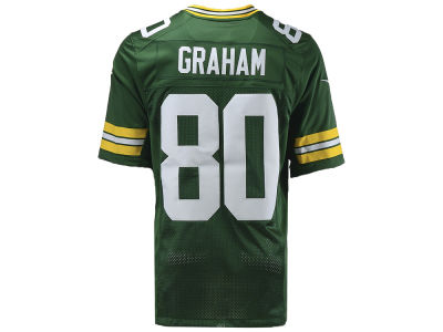 Green Bay Packers Jimmy Graham Nike NFL Men's Vapor Untouchable Limited Jersey