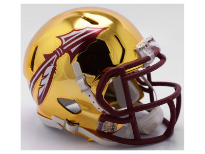 Florida State Seminoles Riddell Speed Chrome Alt Mini Helmet