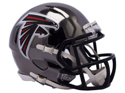 Atlanta Falcons Riddell Speed Chrome Alt Mini Helmet