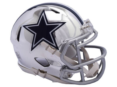 Dallas Cowboys Riddell Speed Chrome Alt Mini Helmet
