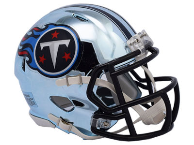Tennessee Titans Riddell Speed Chrome Alt Mini Helmet