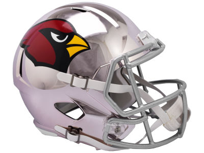 Arizona Cardinals Riddell NFL Speed Chrome Alternate Replica Helmet