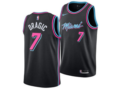 Miami Heat Goran Dragic Nike 2018 NBA Youth City Edition Swingman Jersey