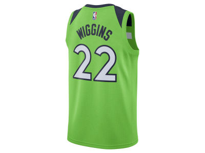 Minnesota Timberwolves Andrew Wiggins Nike NBA Youth Statement Swingman Jersey