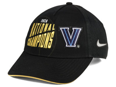 Villanova Wildcats Nike 2018 NCAA Basketball National Champs Cap