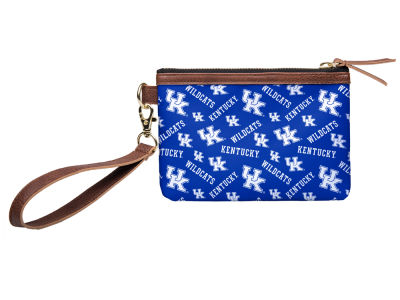 Kentucky Wildcats Printed Collection Wristlet