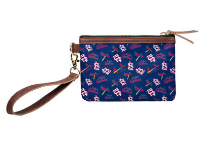 St. Louis Cardinals Printed Collection Wristlet