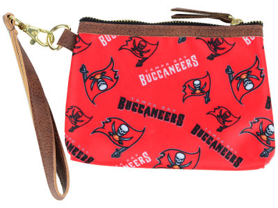 Tampa Bay Buccaneers Printed Collection Wristlet