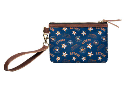 Houston Astros Printed Collection Wristlet