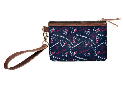Houston Texans Printed Collection Wristlet