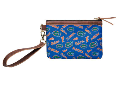 Florida Gators Printed Collection Wristlet