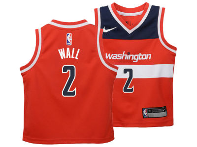 Washington Wizards John Wall Nike NBA Toddler Icon Replica Jersey
