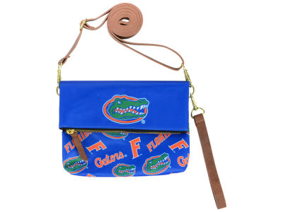 Florida Gators Printed Collection Foldover Crossbody Purse